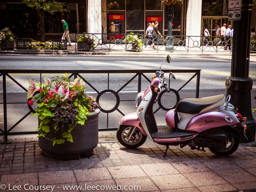 Scooter - Downtown Atlanta